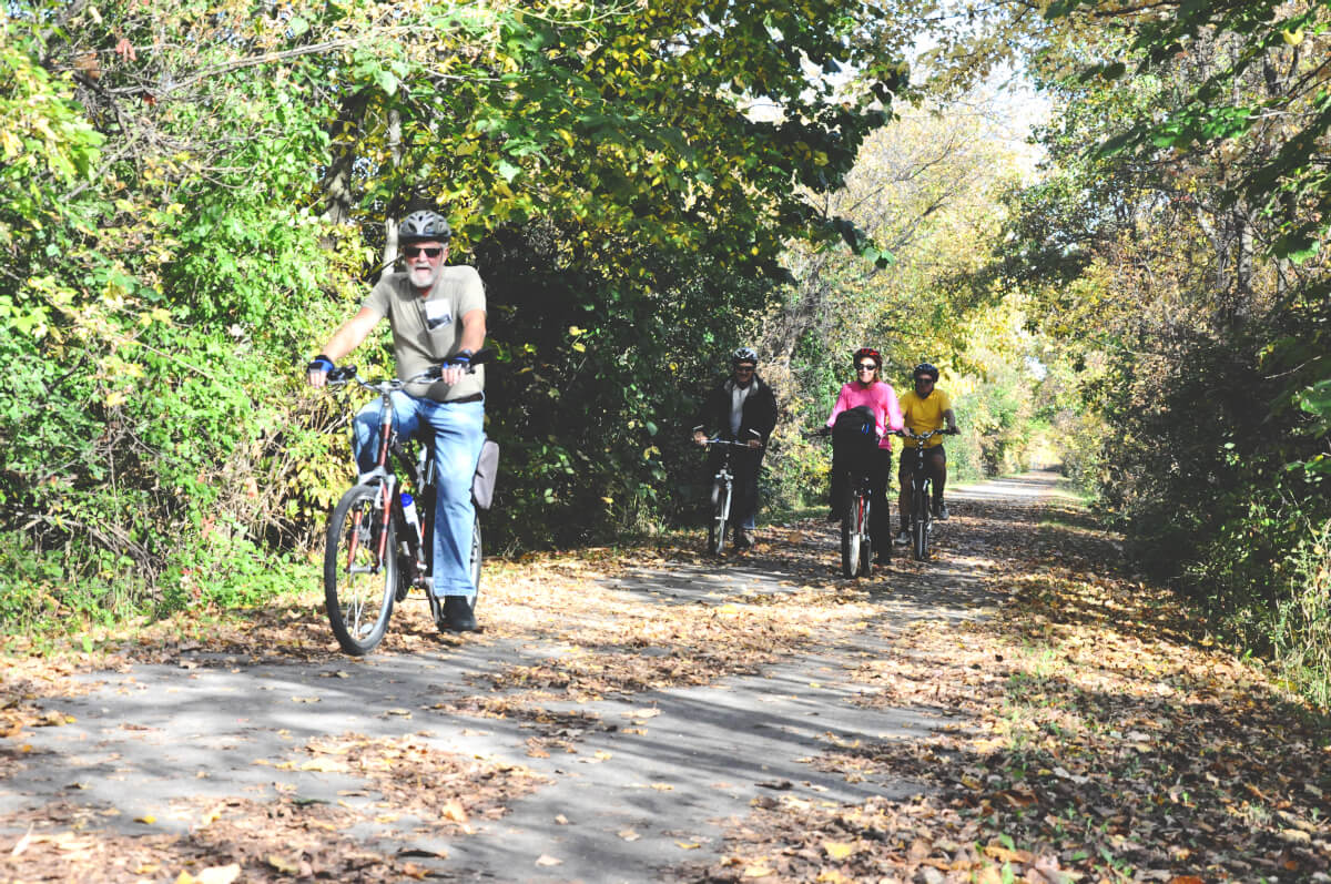 Macomb Orchard Trail Destinations and Attractions